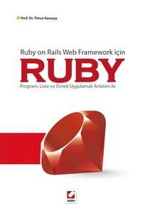 Ruby on Rails Web Framework İçin Ruby