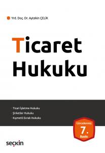 ticaret hukuku e kitap turcademy